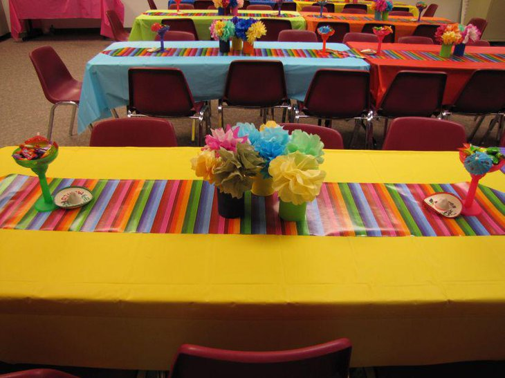 35 Mexican Table Decorations Ideas Table Decorating Ideas