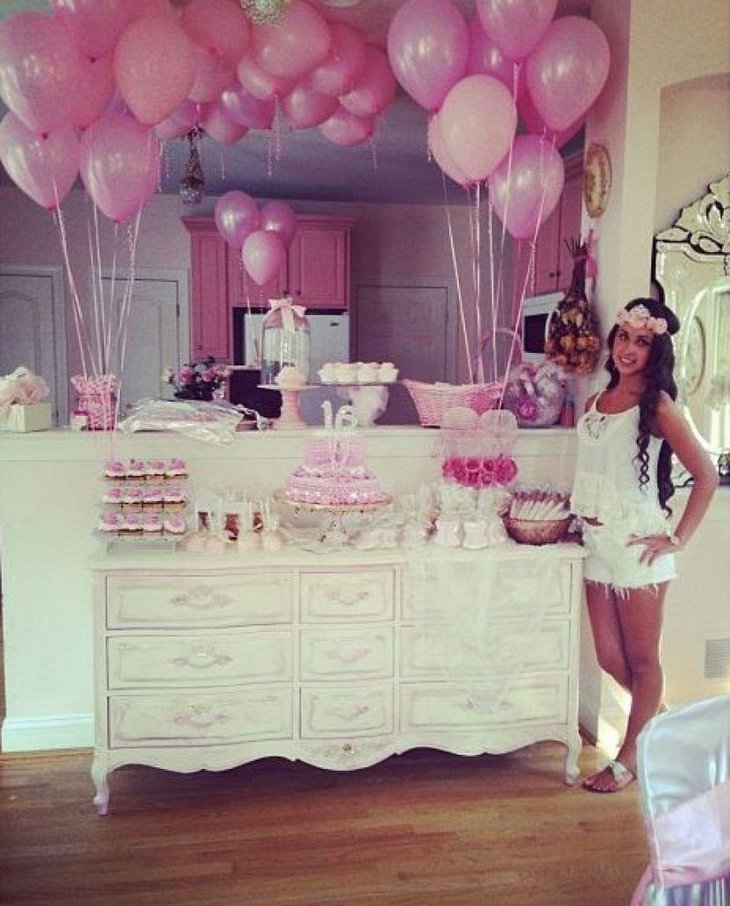 37 Sweet 16 Birthday Party Ideas