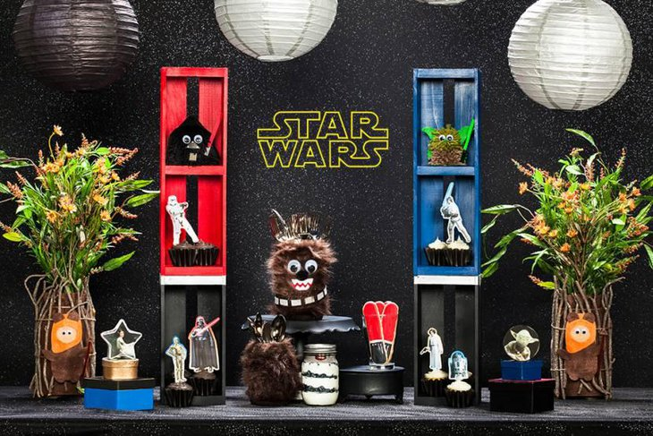 Amazing Star Wars Party Decorations