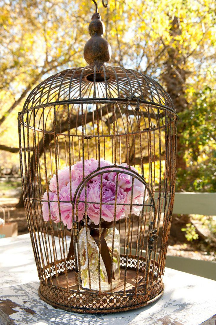 birdcage wedding decorations 37 unique birdcage centerpieces for weddings table 1727