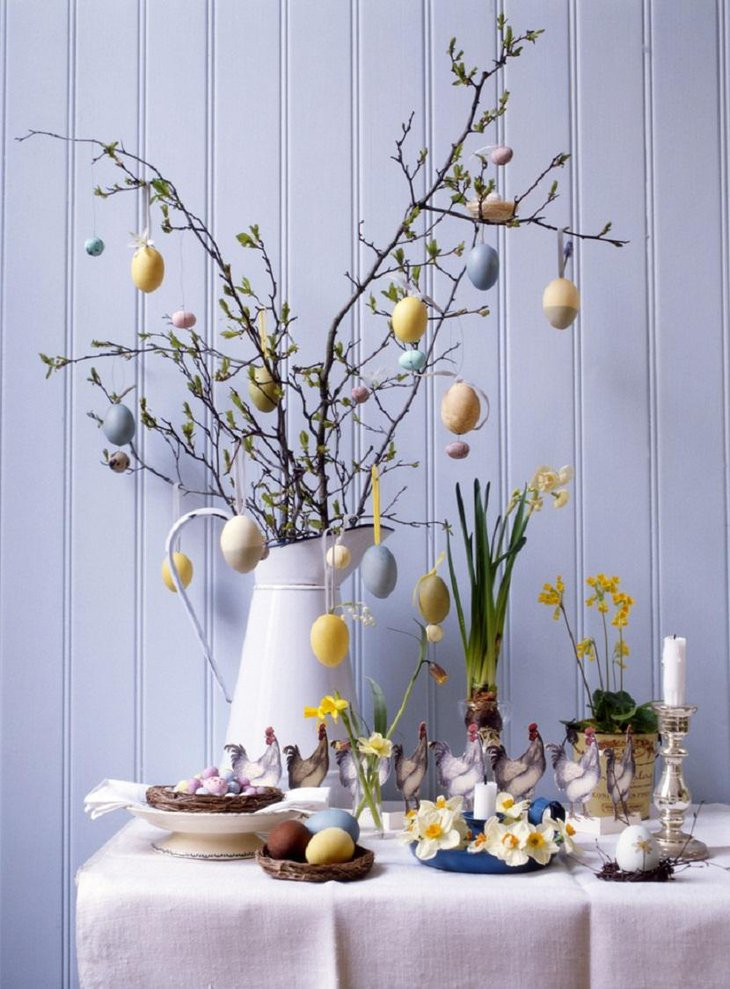 pinterest home decor spring 35 beautiful easter centerpieces ideas table decorating 11711
