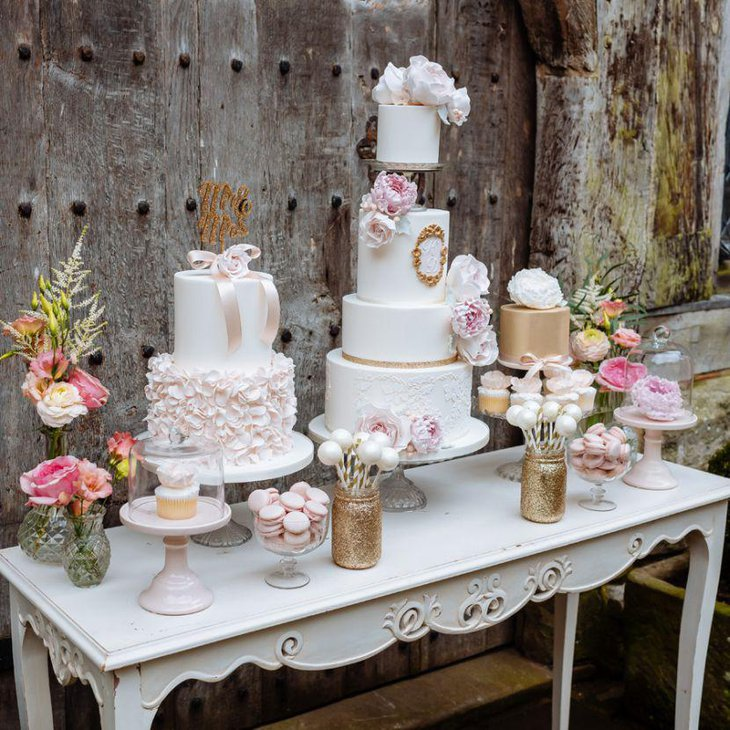 31 Diy Candy Table Ideas For Wedding Table Decorating Ideas