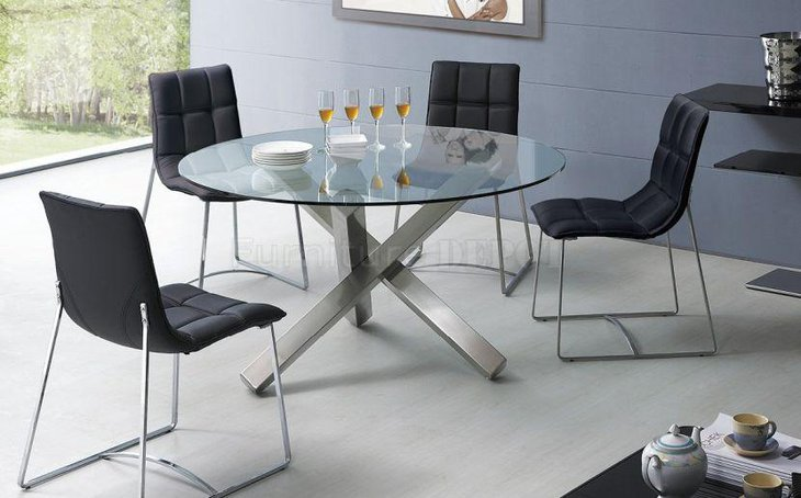 39 modern glass dining room table ideas table decorating ideas awesome round glass dining room table with metal legs sxxofo