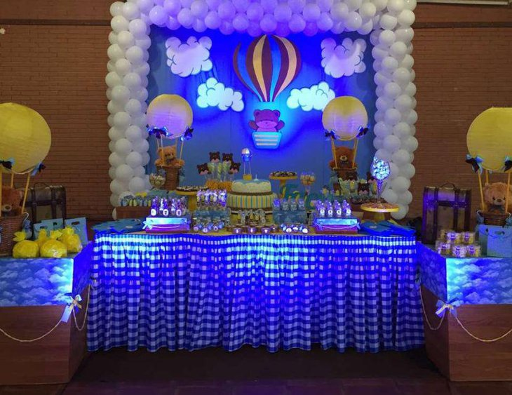 37 cool first birthday party ideas for boys table for 1st birthday party decoration for boys
