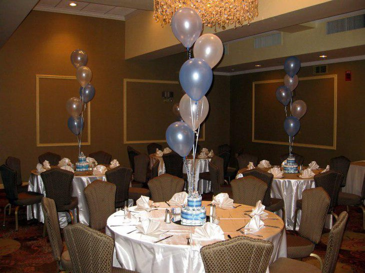 33 Fantastic Baby Shower Centerpiece Ideas Table Decorating Ideas