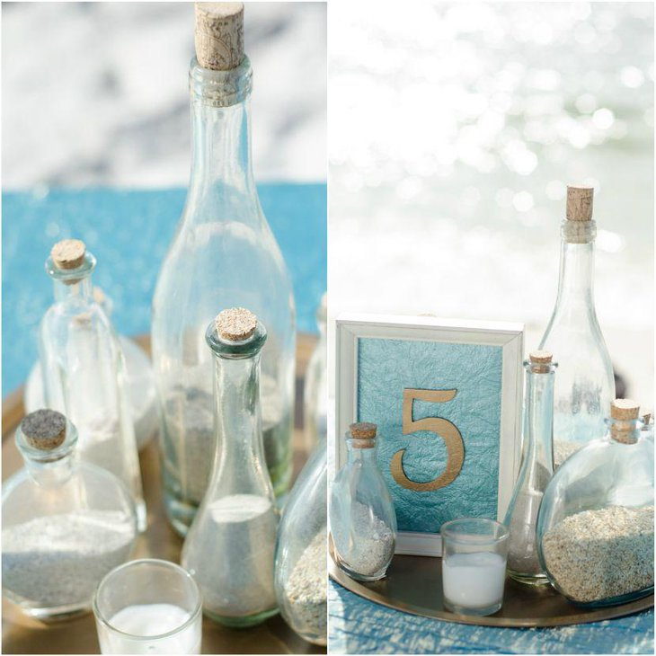 Beach Wedding Decorations Ideas: Top 31 Beach Theme Wedding Centerpieces Ideas