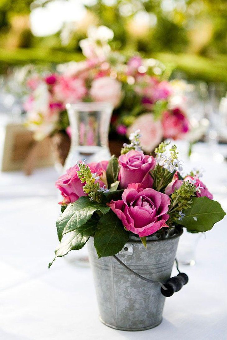 35 Diy Wedding Centerpieces Table Decorating Ideas