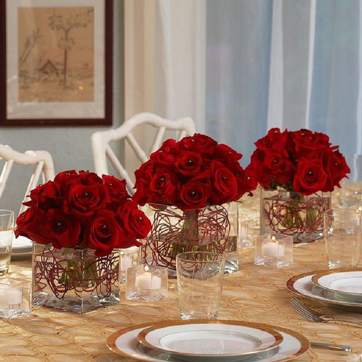 37 Valentine Tablescapes And Table Setting Ideas Table