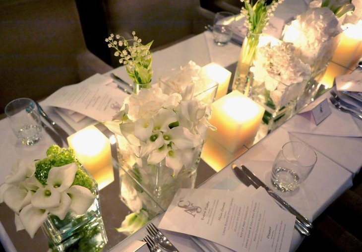 Calla lily wedding decorations gallery wedding decoration ideas 35 table decoration ideas in green and yellow color combinations wedding decor calla lilies wedding bouquet junglespirit Image collections