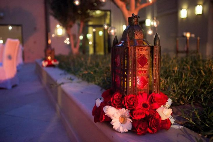 33 Amazing Red And White Centerpieces For Weddings | Table ...