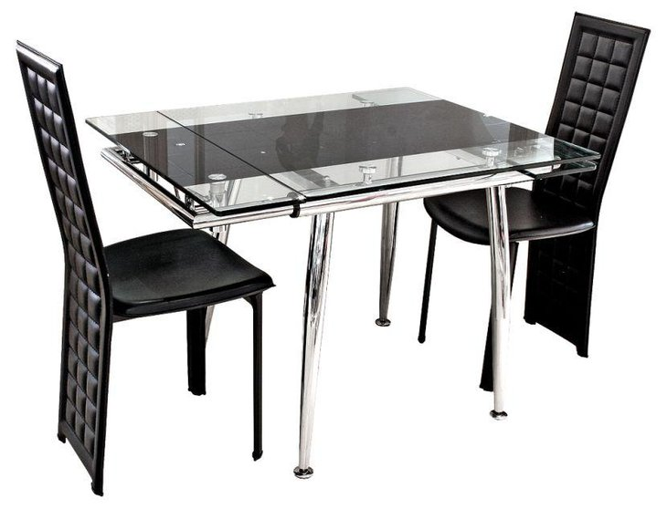 36 expandable dining table ideas table decorating ideas for Futuristic dining table