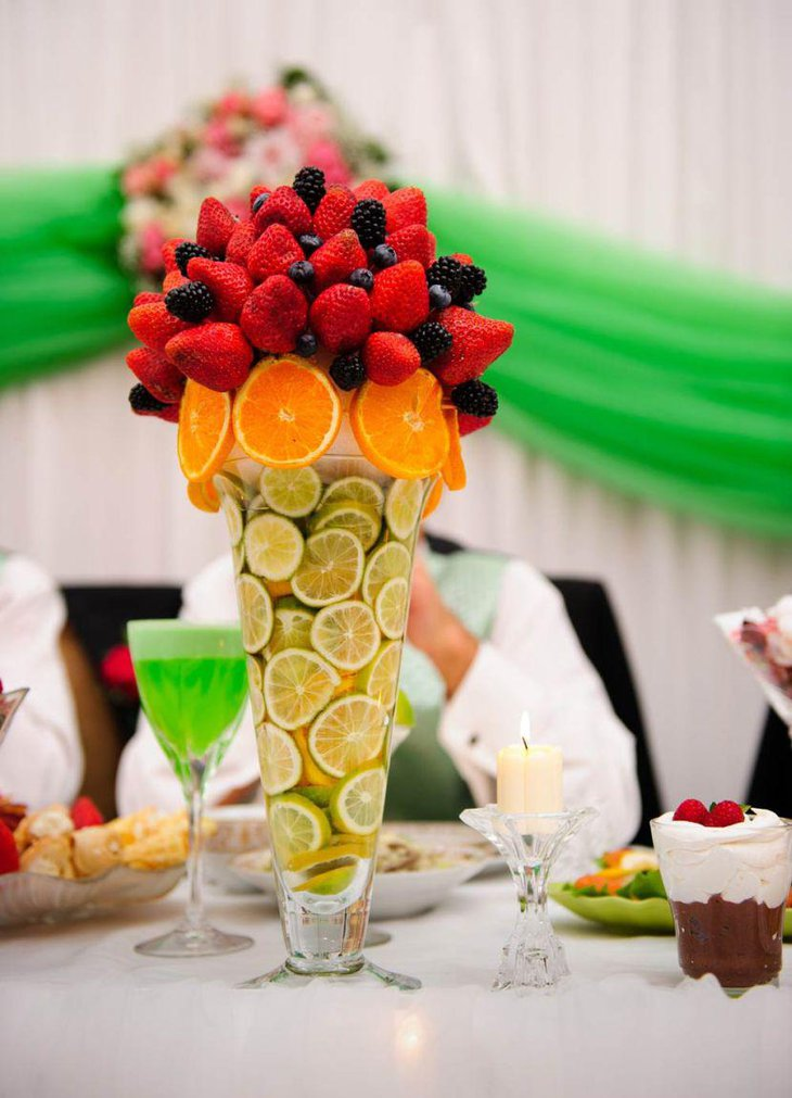 33 Innovative Wedding Themes For Summer Table Decorating Ideas