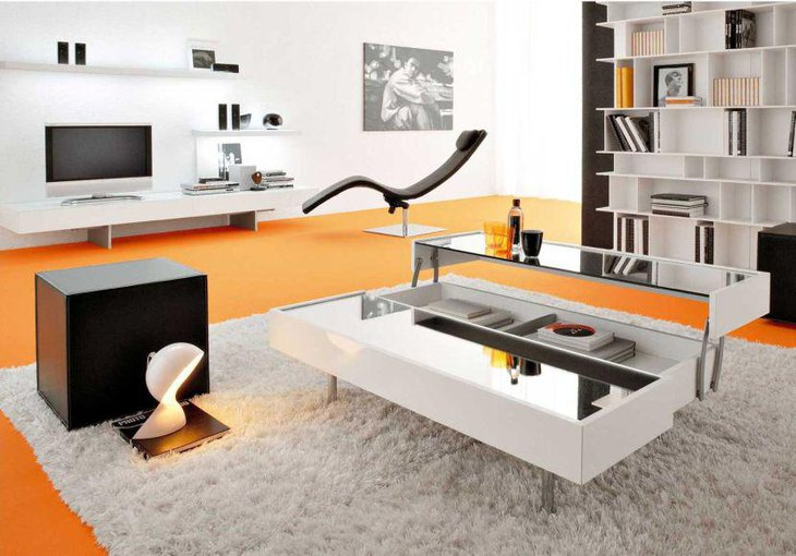 35 Creative Lift Top Coffee Table Ideas