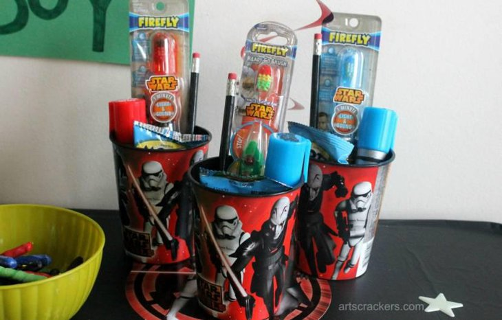 Cool Star Wars Party Favors