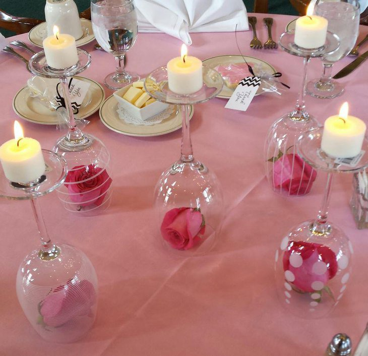 Cute Wedding Table Ideas: 35 DIY Wedding Centerpieces