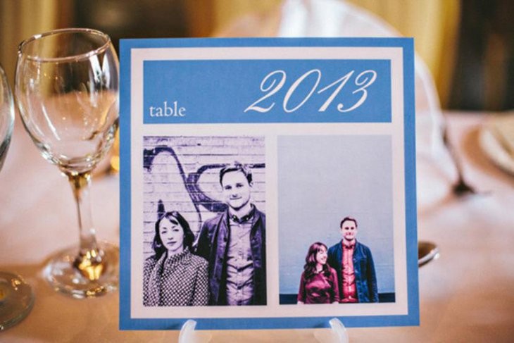 Date and Photograph Table Name