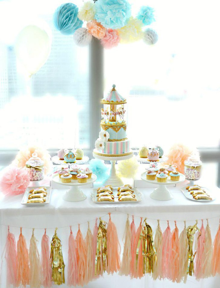 cake table decor 33 european style dessert buffet ideas table decorating 2343