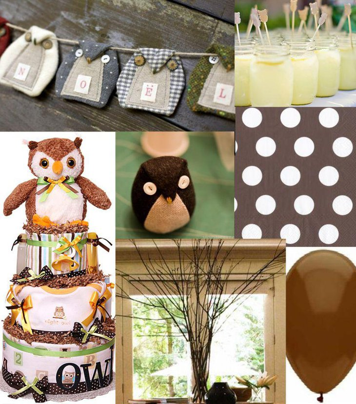 Owl Baby Shower Supplies: 31 Cool Baby Shower Ideas For Boys