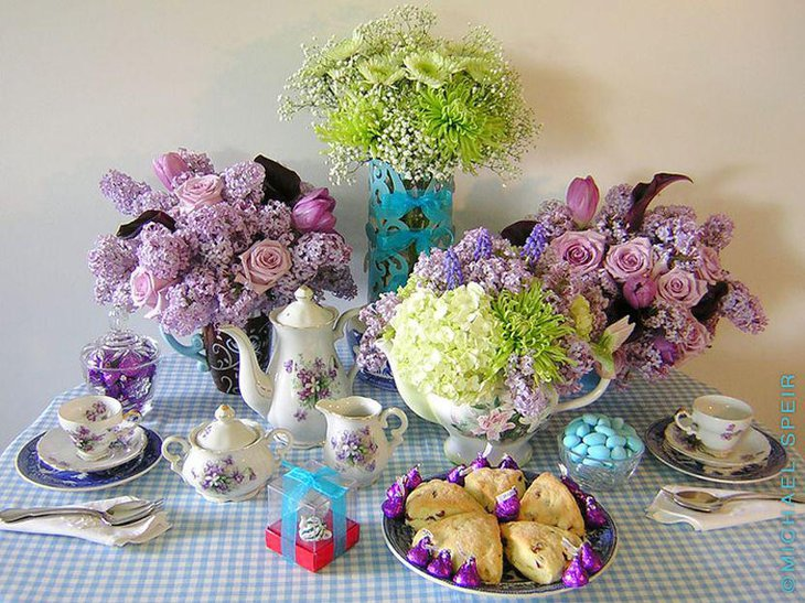Bridal Shower Tea Party Ideas for a Sip-Worthy Celebration ...