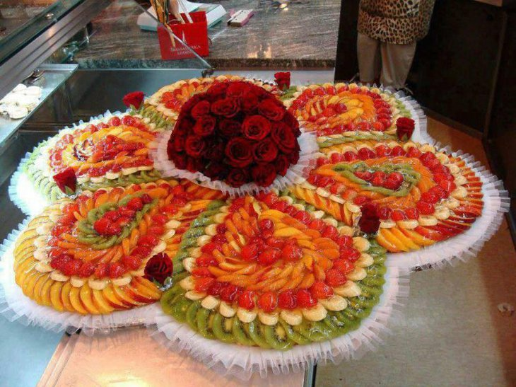 37 rocking thanksgiving table setting ideas table - Fruit decoration ...