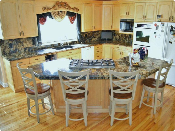 39 elegant granite dining room table ideas table decorating ideas gorgeous granite kitchen dining table watchthetrailerfo