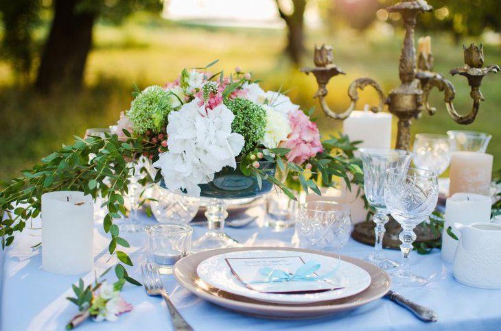 In order to be sure about your centerpiece try out a variety of wedding table centerpiece ideas in advance