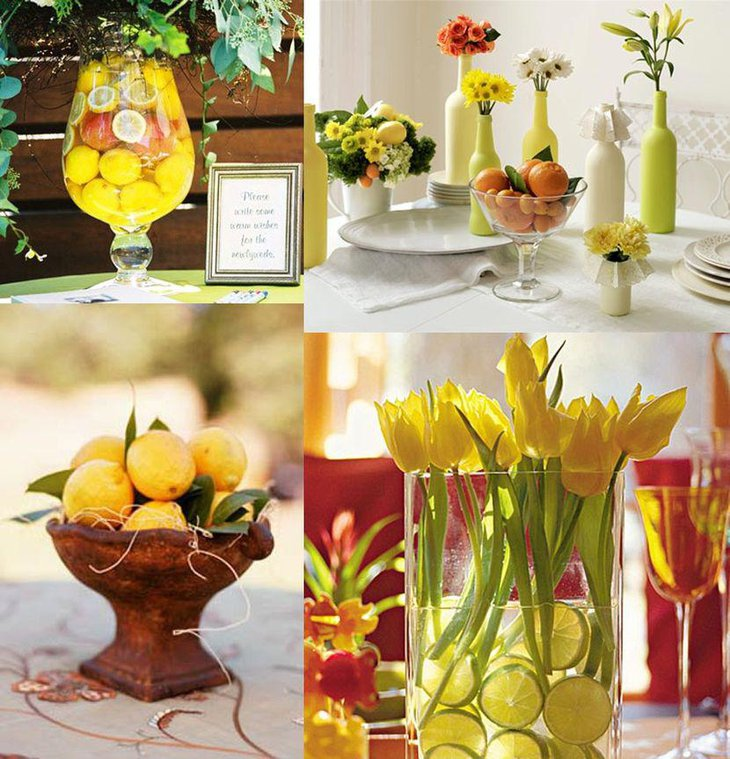 Summer Wedding Centerpiece Ideas: 33 Innovative Wedding Themes For Summer