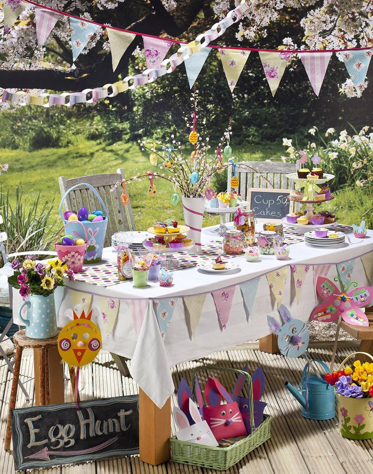 easter table decorations 33 diy easter table settings to try at home table 31704