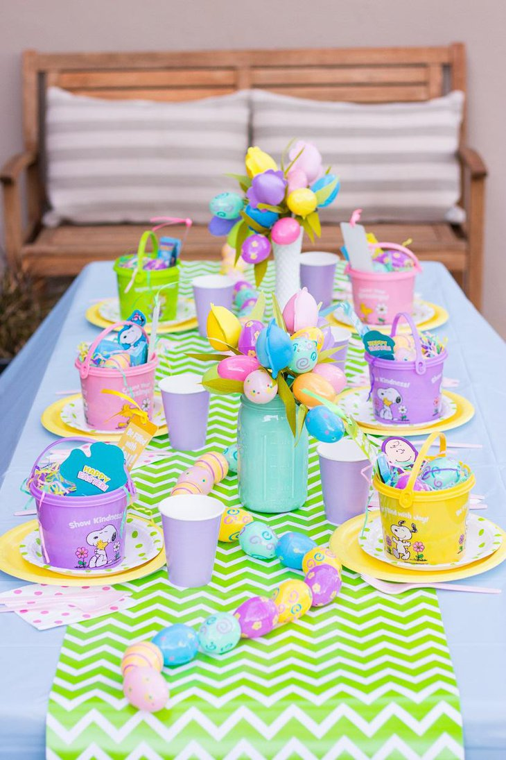 33 Diy Easter Table Settings To Try At Home Table