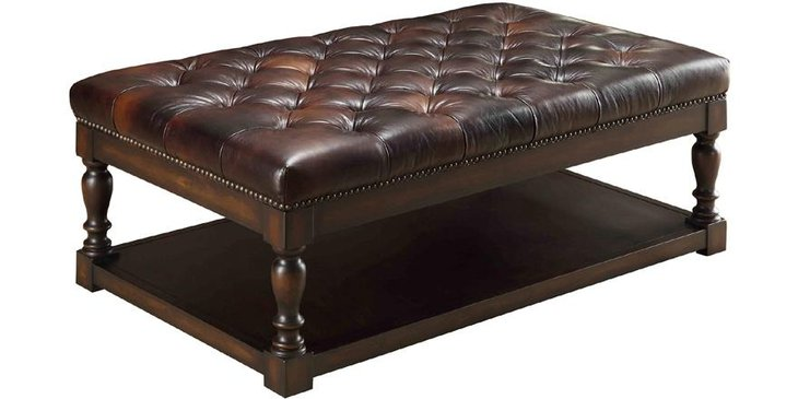 35 Amazing Ottoman Coffee Table Designs Table Decorating Ideas