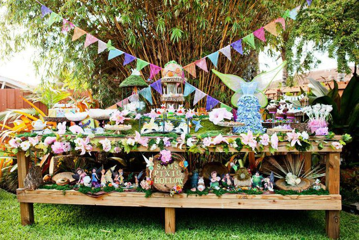 35 Spring Birthday Party Ideas Table Decorating Ideas