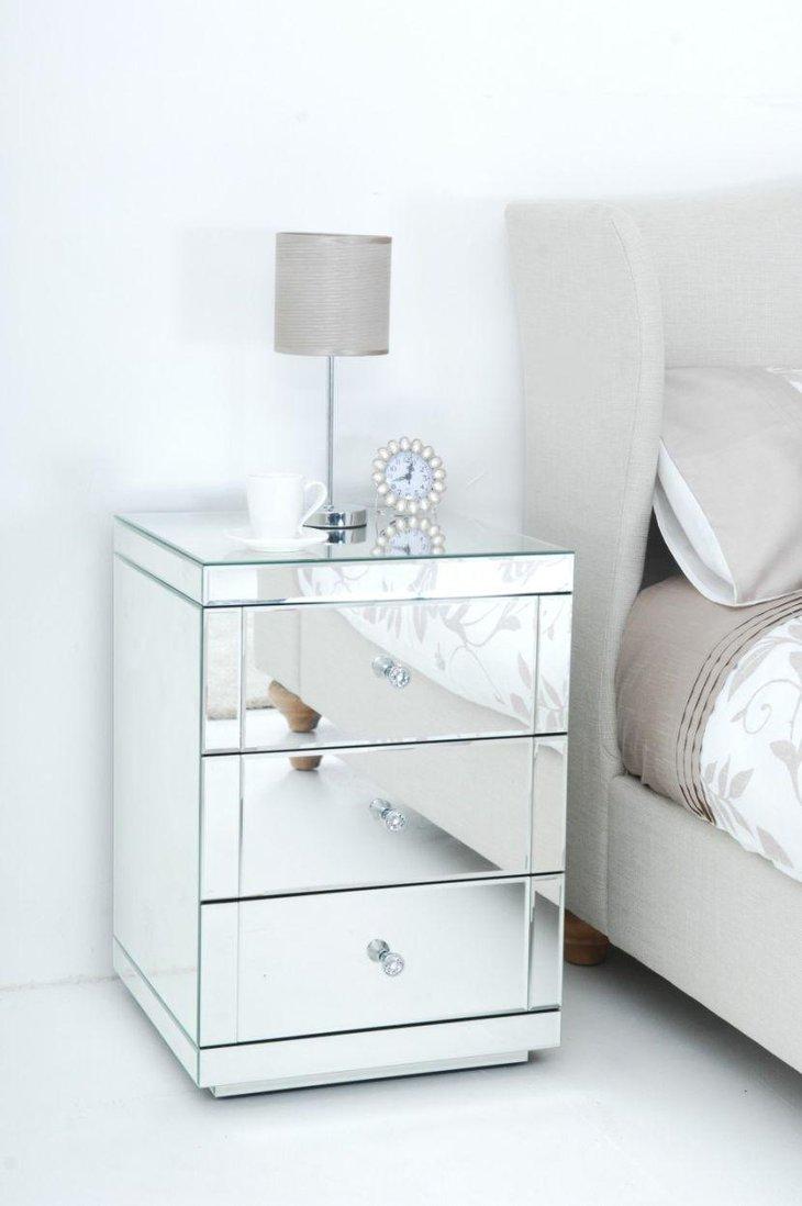 Creative Bedside Tables: 35 Creative Bedside Table Decor Ideas