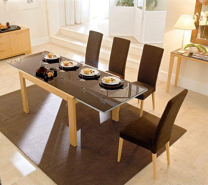 Modern Expandable Dining Table: 36 Expandable Dining Table Ideas