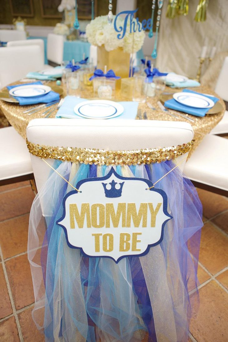Mommy to be Spring Baby Shower Ideas