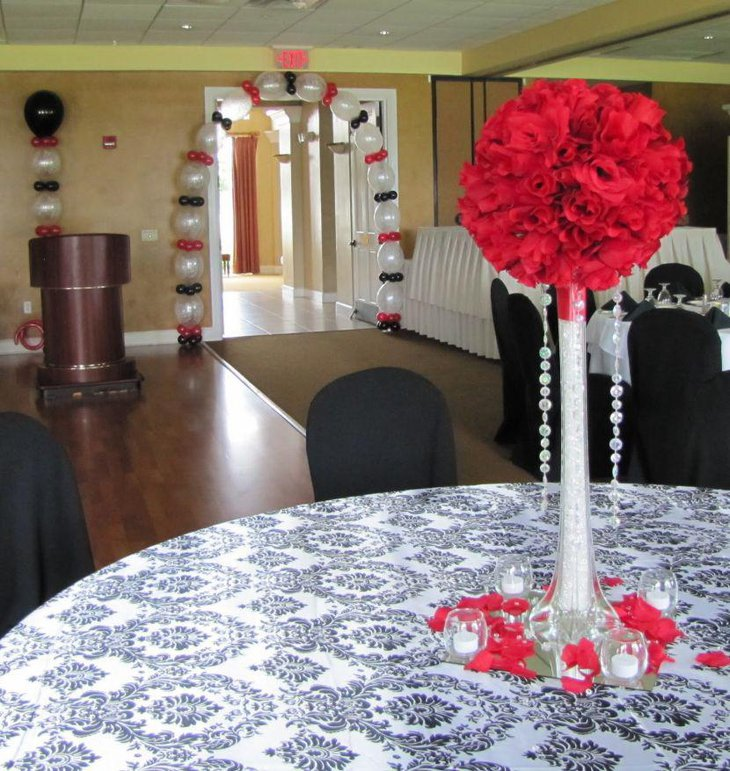 Memorable th birthday party ideas table decorating