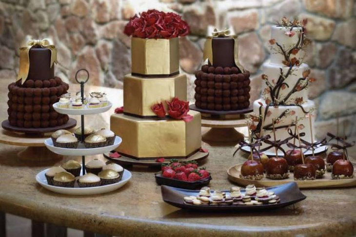 33 Budget Friendly Dessert Tables Ideas Table Decorating