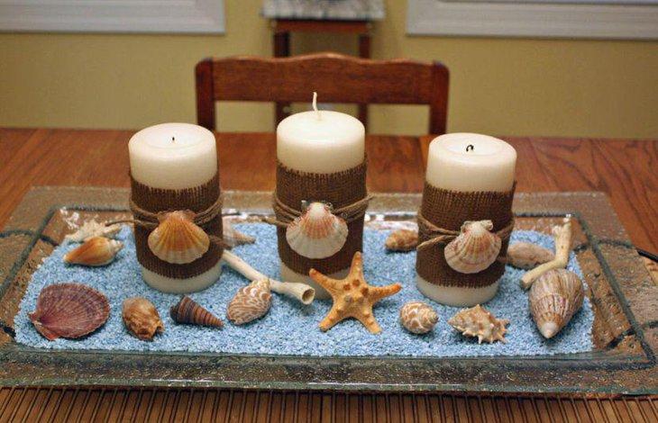 Dining table centerpiece ideas decorating