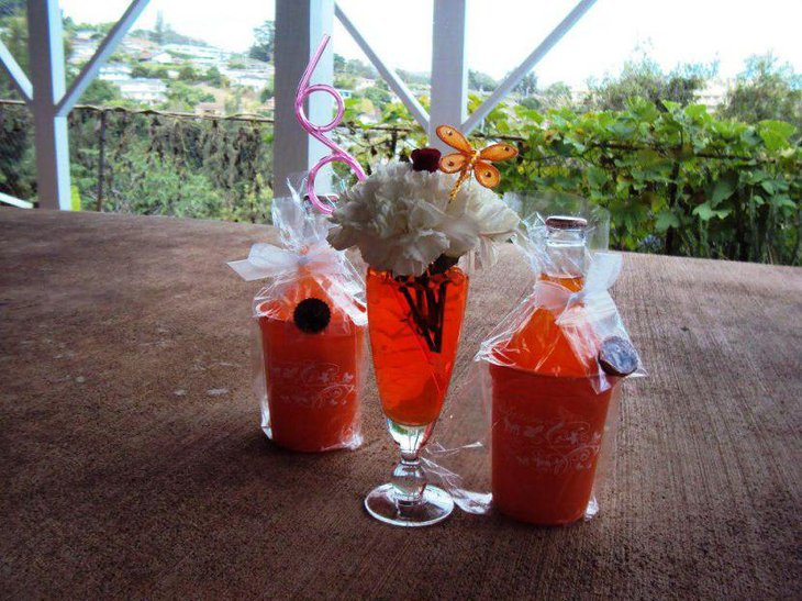 Fascinating graduation centerpieces ideas table