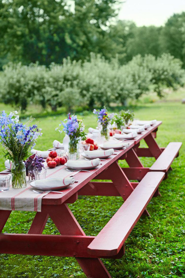 37 Table Decoration Ideas For A Summer Garden Party