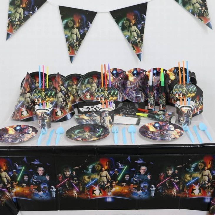 Star Wars Theme Party Decorations