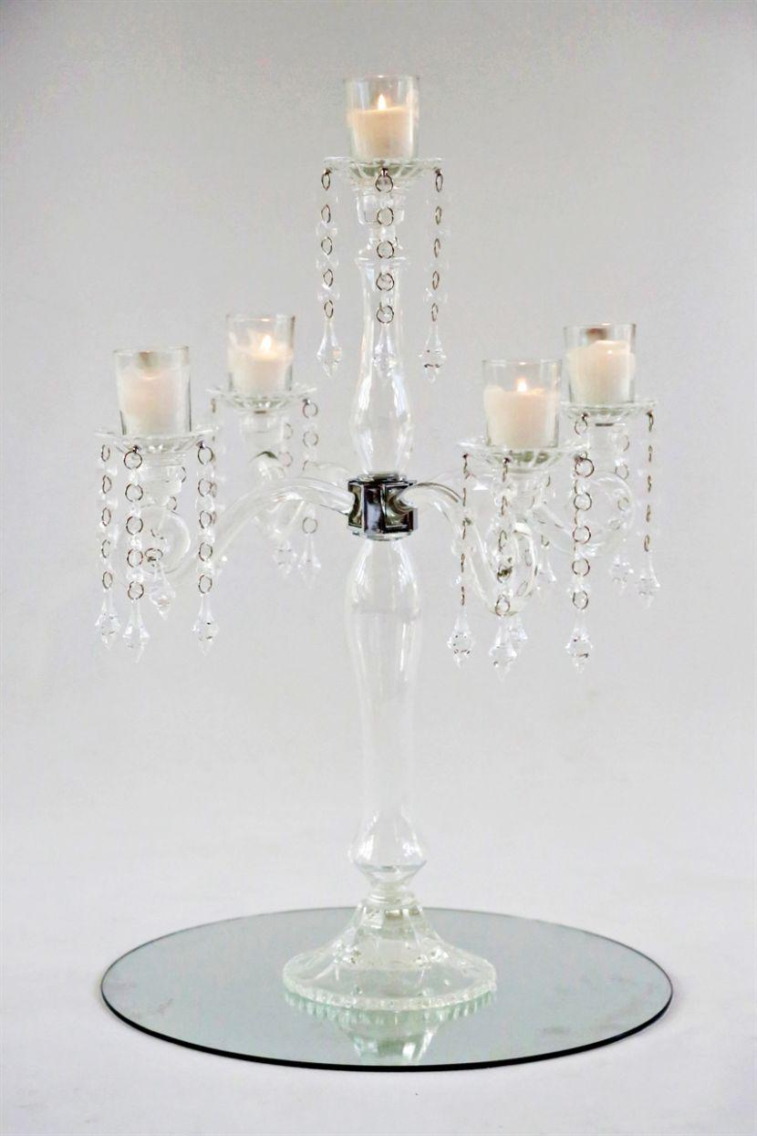 39 Modern Table Candelabra Centerpieces | Table Decorating Ideas