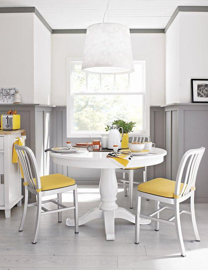 Dining Room Designs For Small Spaces: 36 Expandable Dining Table Ideas