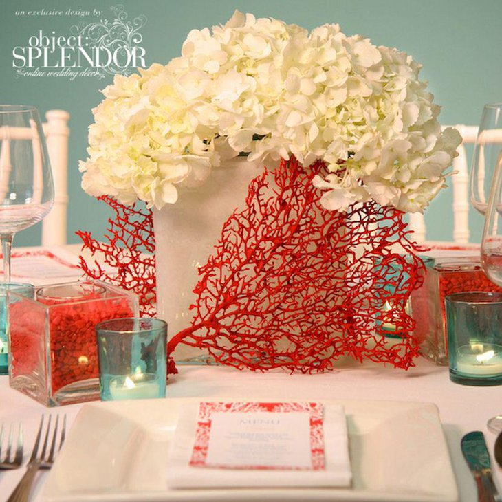 Surprising Top 31 Beach Theme Wedding Centerpieces Ideas Table Home Interior And Landscaping Palasignezvosmurscom
