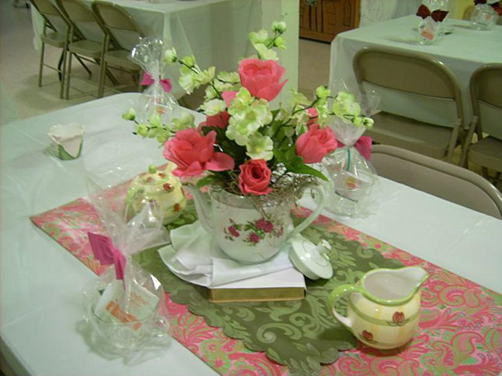 Beautiful tea party decorations table decorating ideas