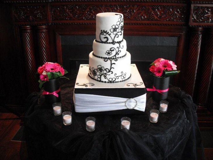 decorative cake stands for wedding cakes 37 creative wedding cake table decorations table 13435