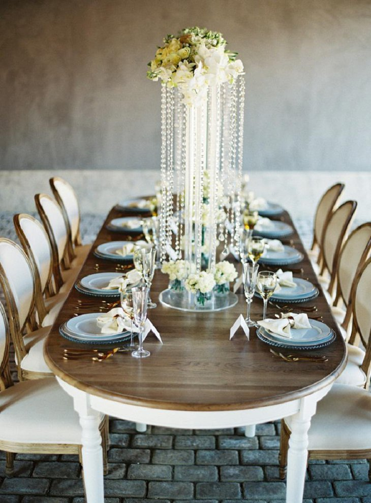 31 Table Centerpieces Ideas for New Year's Eve | Table ...