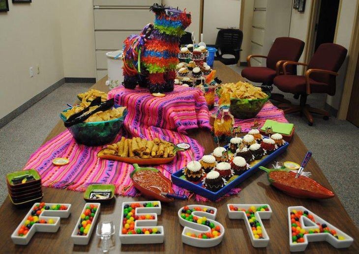 35 Mexican Table Decorations Ideas