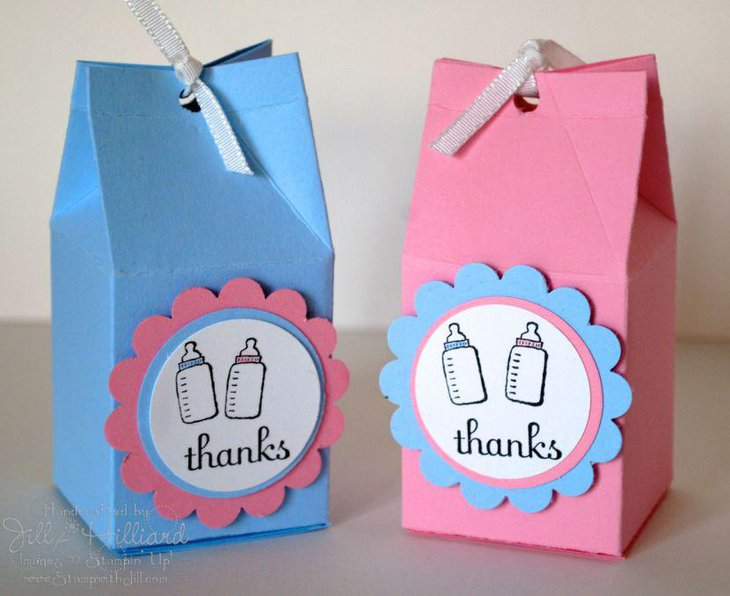 Baby Shower Favors For Twins Homemade ~ Baby shower ideas for twins twin themes