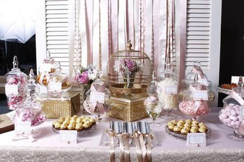 Candy Table Ideas - Wedding Candy Table Ideas and Tips