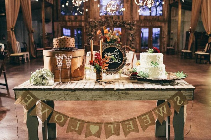 wedding cake table setup ideas 33 amazing wedding dessert table ideas table decorating 26197